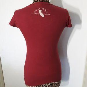 yesterday's sportswear Tops - Firestone Walker Brewery California Fitted Shirt